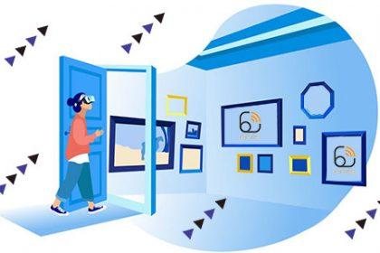 شبیه سازی غرفه در نمایشگاه مجازی
